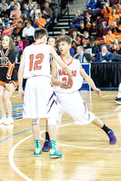 Class D Boys Semifinal SACS vs Machias