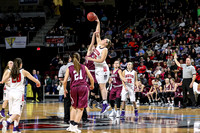 Class C Girls States Dexter vs Monmouth